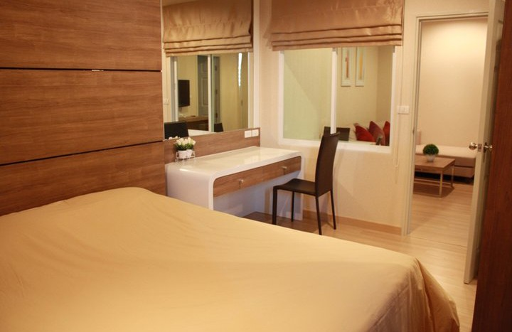 One bed condo for rent in Sathorn - Bed 2