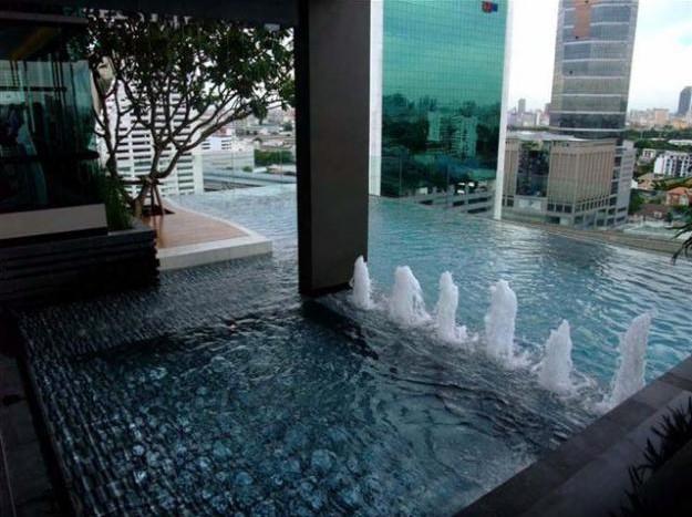 Condo for rent in ari - Swimming pool