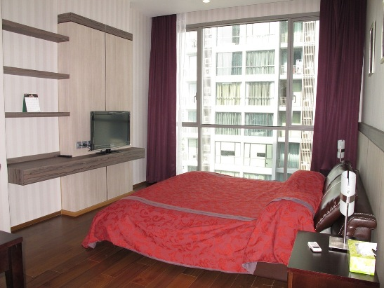 One bed condo for rent in Thonglor - Bedroom