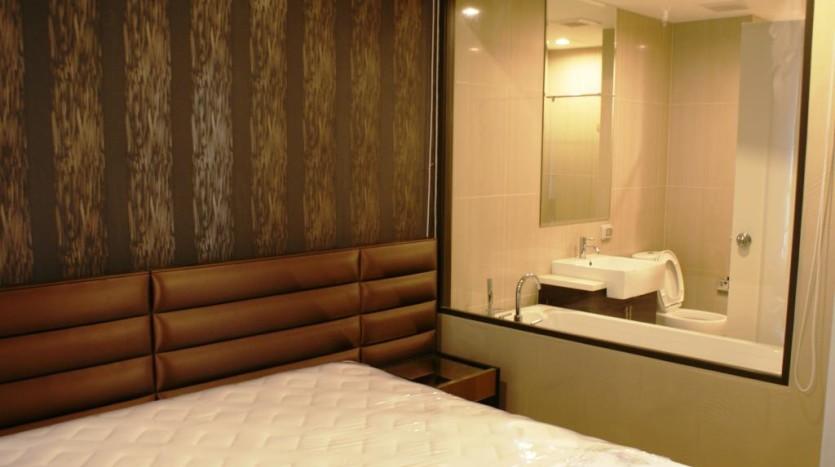 Duplex for rent in Asoke -Bedroom
