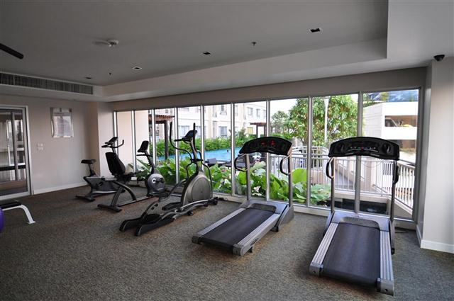 One bed condo for rent in Phrom Phong - Fitness Room