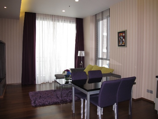 One bed condo for rent in Thonglor - Dining Area