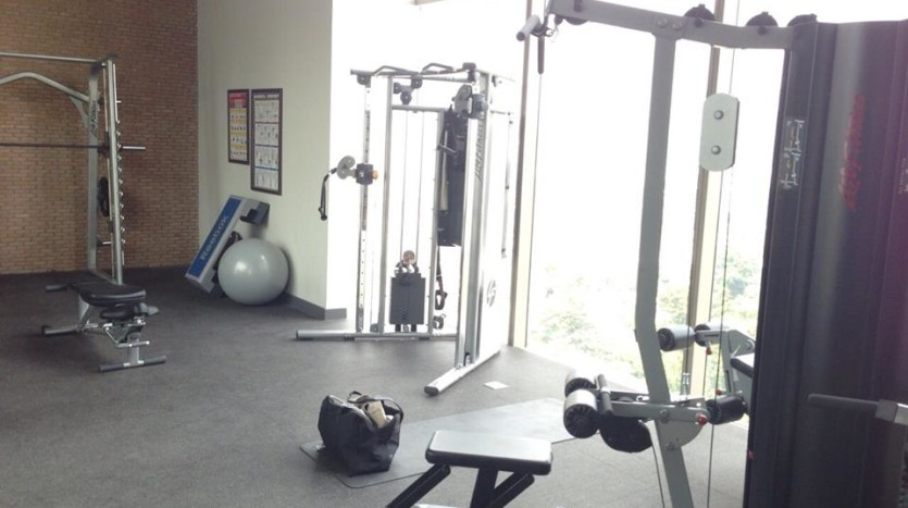 Duplex condo for rent in Thonglor - Gym