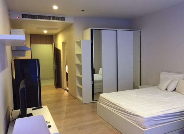 Studio for rent in Thong Lo - Bedroom
