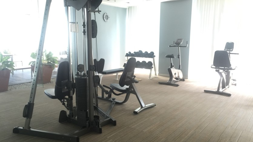 Two bed condo for rent in Phrom Phong - Gym