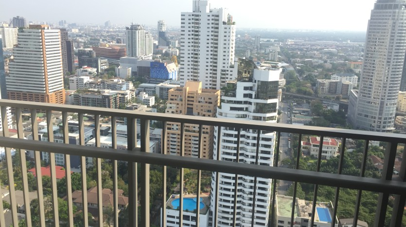 Two bedroom condo for rent in Thong Lo - View