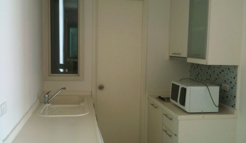 One bed condo for rent in Chidlom - Utility room