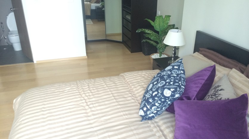 One bed condo for rent in Ari - Bedroom 2