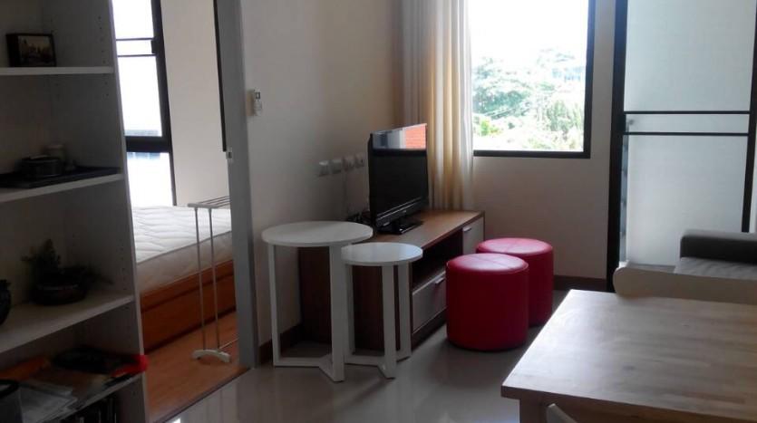 One bedroom condo for rent in Ari -  Living room 2