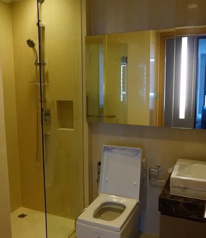 One bedroom condo for rent in Nana - Bathroom