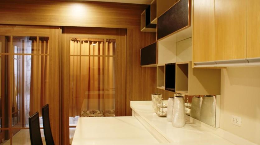 Duplex for rent in Asoke - Kitchen
