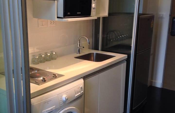 Duplex condo for rent in Thonglor - Kitchen
