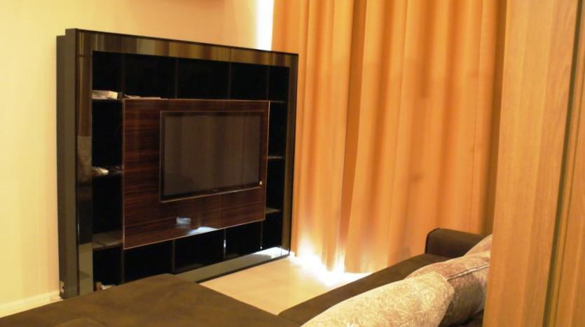 Duplex for rent in Asoke -Living room 2