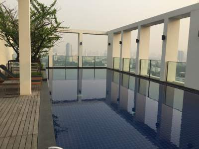 One bed condo for rent in Ari - Swimming pool