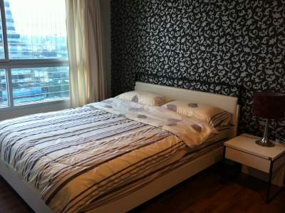 Two bed condo for rent in Ari - Second Bed