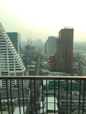 One bed condo for rent in Ari -  View