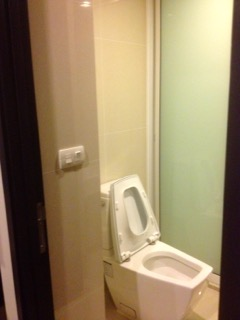 One bed condo for rent in Phra khanong -Restroom 2