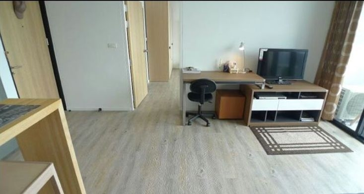 One bed condo for rent in Ladprao - Study space
