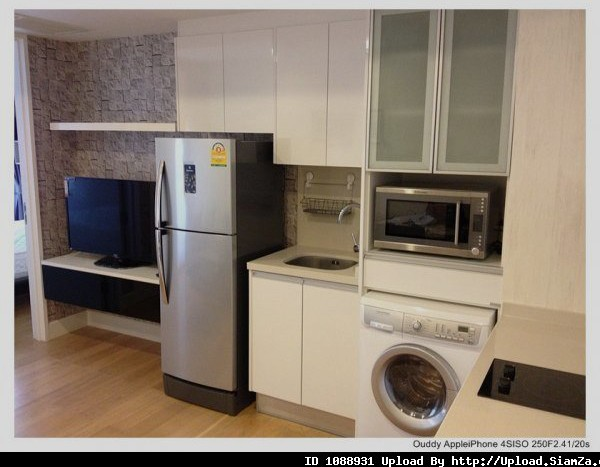 One bed condo for rent in Sathorn - Kitchen two