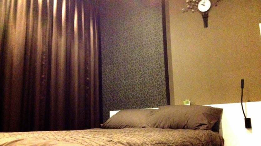 One bedroom condo for rent in Phra Khanong - Bedroom