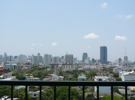 Two bed condo for rent in Thong Lo - View