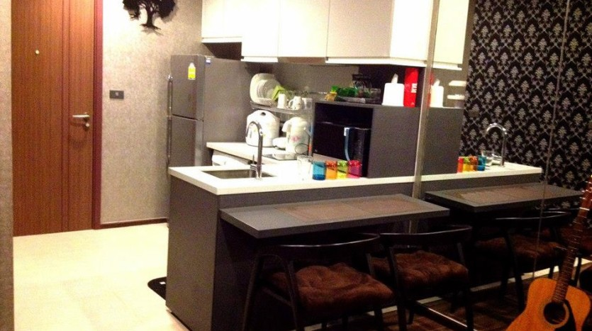 One bedroom condo for rent in Phra Khanong - Dining