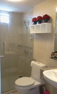 One bed condo for rent in Thong Lo - Bathroom