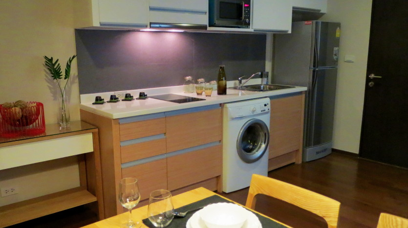 Studio for rent in Thong Lo - Kitchen