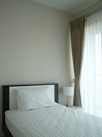 Two bed condo for rent in Thong Lo - Bedroom2