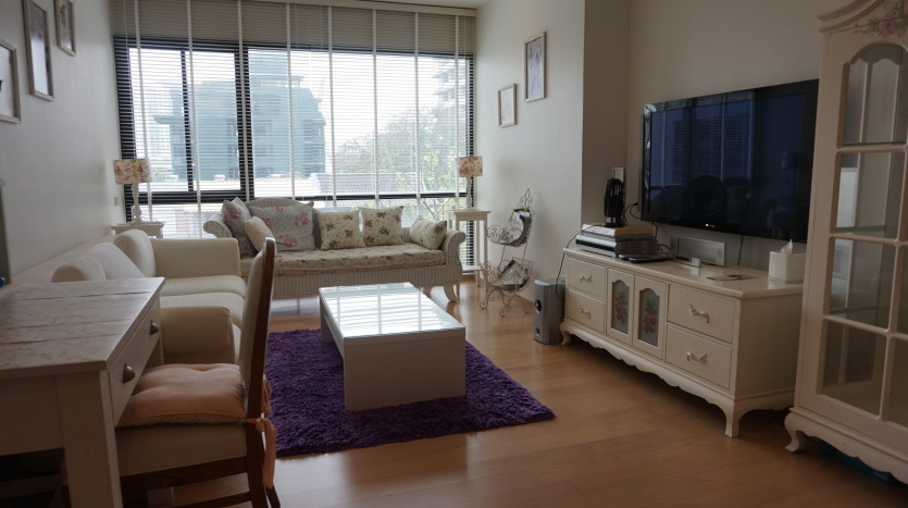 One bed condo for sale in Ari - Living room two