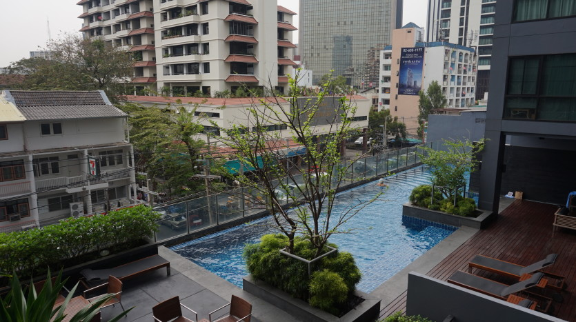 One bed condo for sale in Ari - Swimming pool