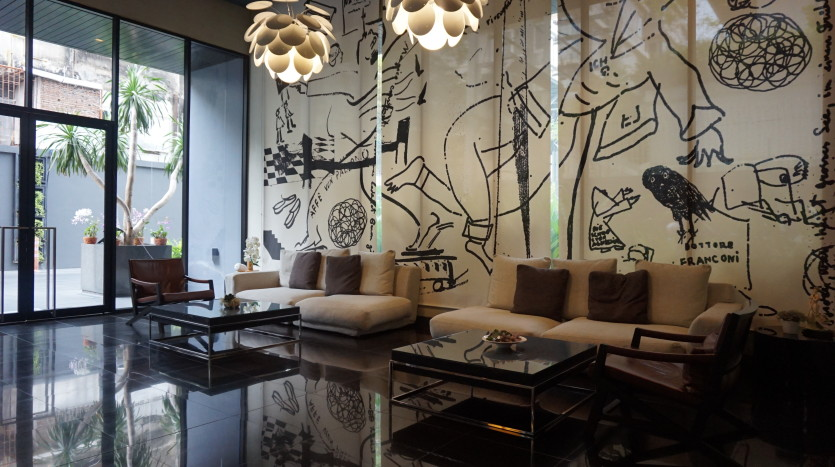 One bed condo for sale in Ari - Lobby