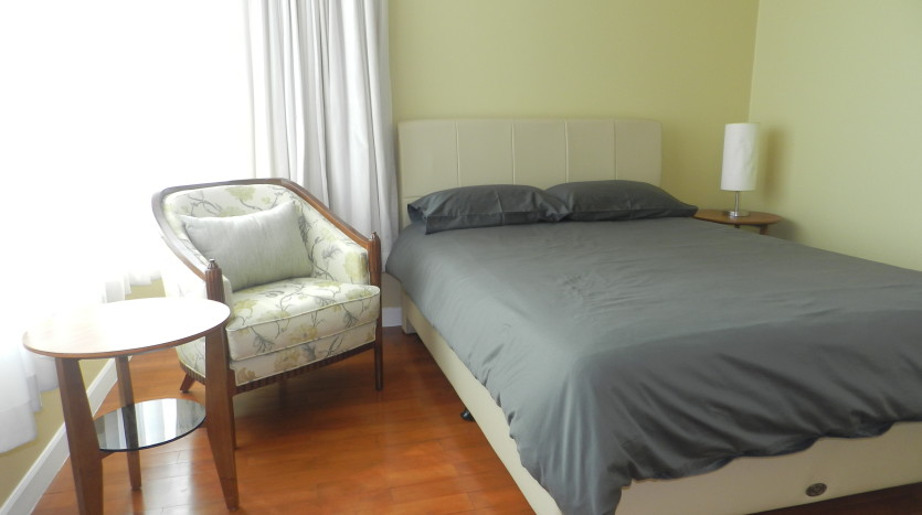 Three bedroom condo for rent in Phrom Phong - Guest bedroom