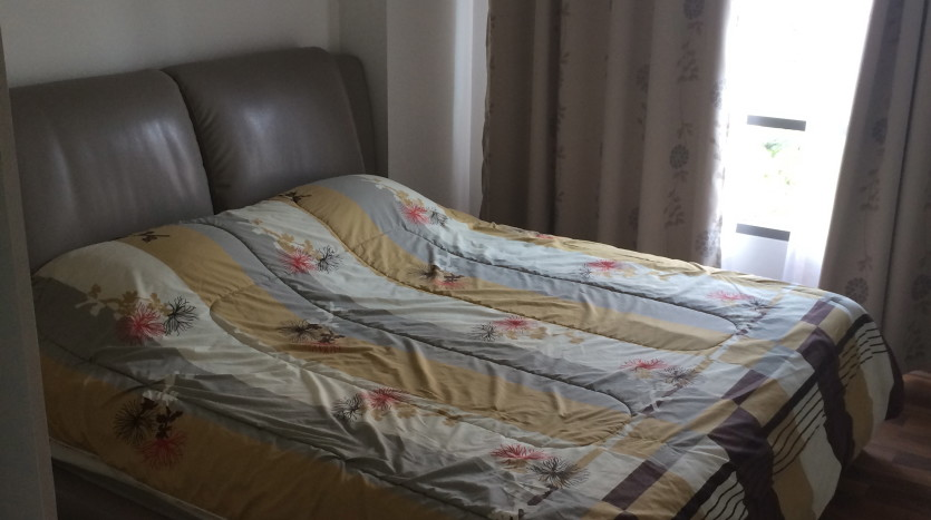 One bedroom condo for rent in SanamPao - Bedroom