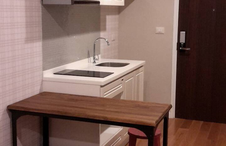 One bed condo for rent in Phrom Phong - Kitchen