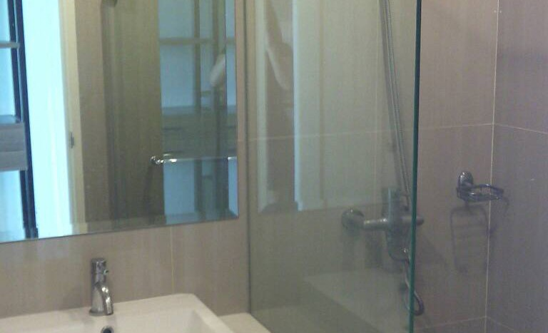 One bed condo for rent in Asoke - Bathroom