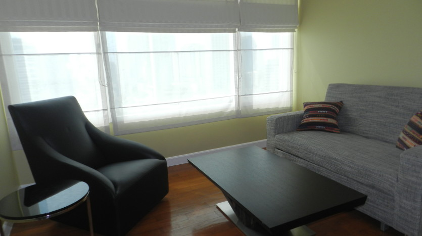 Three bedroom condo for rent in Phrom Phong - Office (Third bedroom)