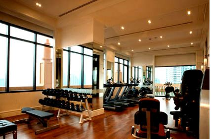 One bed condo for rent in Phrom Phong - Fitness