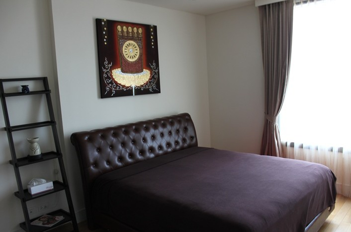 One bed condo for rent in Phrom Phong - Bedroom one