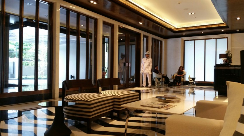 One bed condo for rent in ThongLor - Lobby
