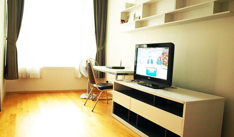 Studio for rent in Ratchatewi - Living room