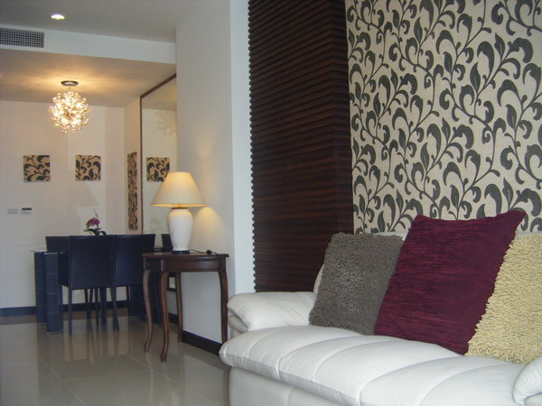 One bedroom condo for rent in Nana - Sofa