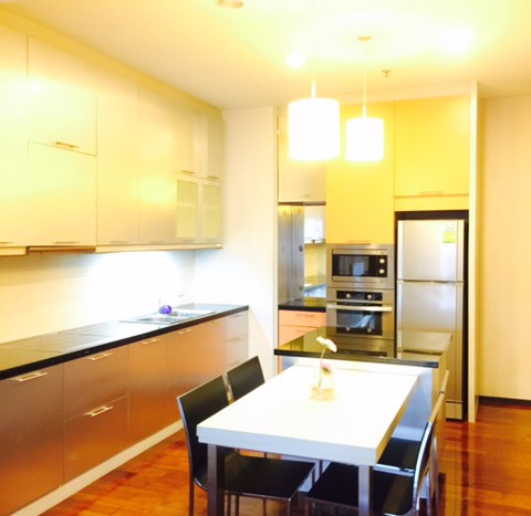 One bedroom condo for rent in Thonglor - Dining