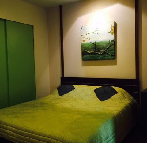 One bedroom condo for rent in Thonglor - Bedroom