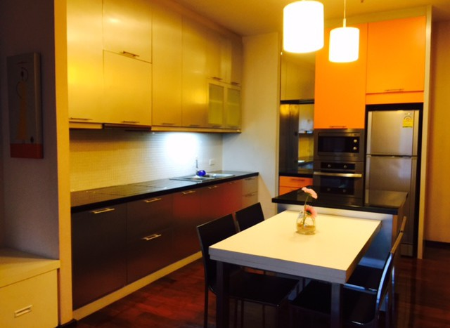 One bedroom condo for rent in Thonglor - Kitchen