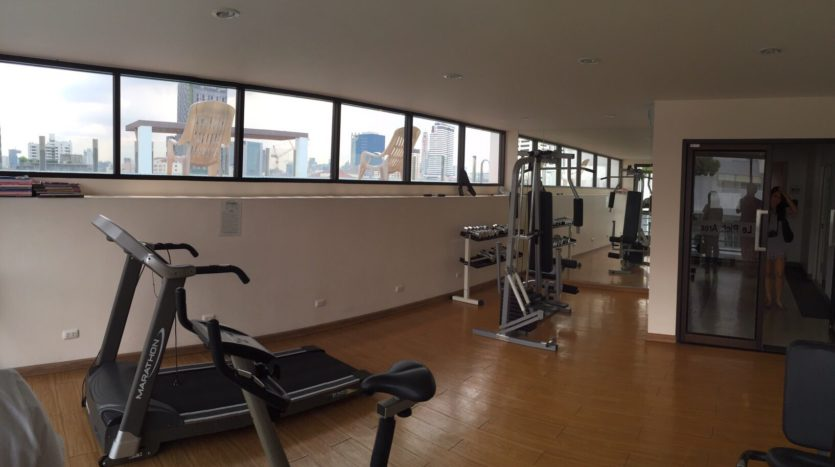One bedroom condo for rent in Ari - Gym 2