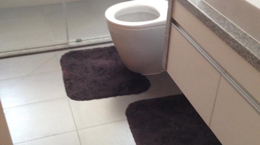 Three bed condo for rent in Asoke - Bathroom2