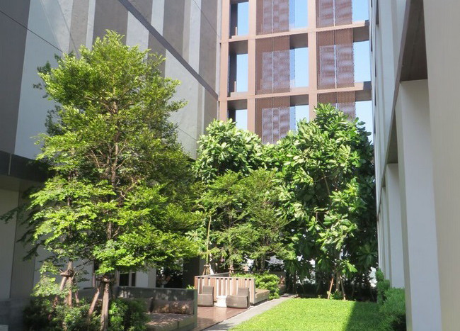 Two bed condo for rent at Thonglor - Garden