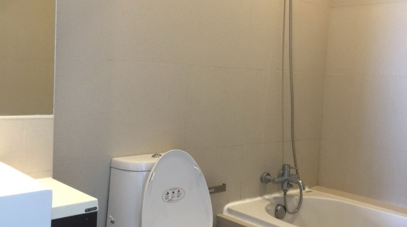 One bed condo for rent in ThongLor - Bathroom