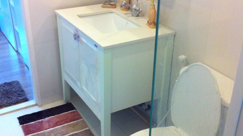 One bedroom condo available for rent in Siam - Toilet